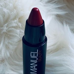 2 Jay Manuel Beauty Lip Stain Stiletto Red NEW